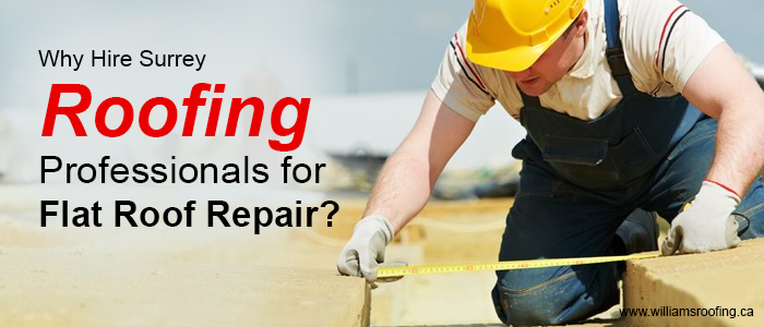 Why-Hire-Surrey-Roofing-Professionals-for-Flat-Roof-Repair