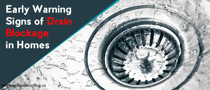 Early Warning Signs of Drain Blockage in Homes